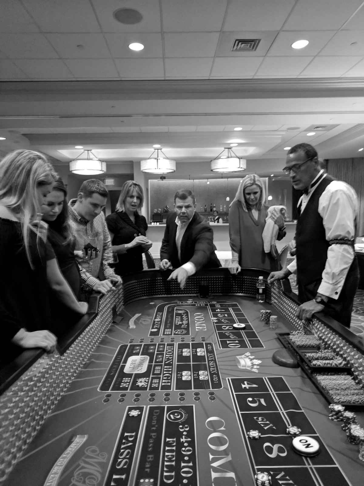 2019 Casino Night image