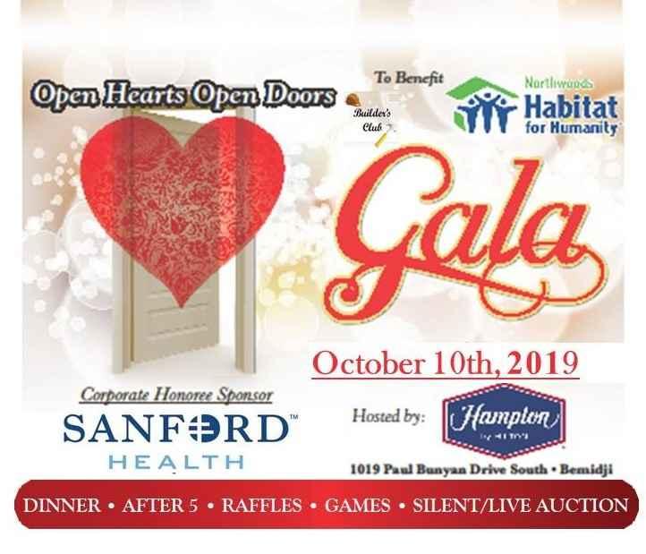 Open Hearts Open Doors Gala image