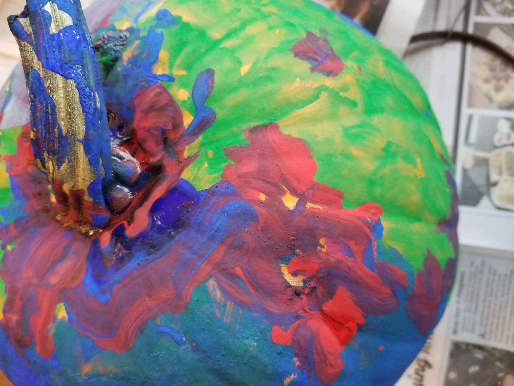 Great Pumpkin Painting Party for Parkinsons image