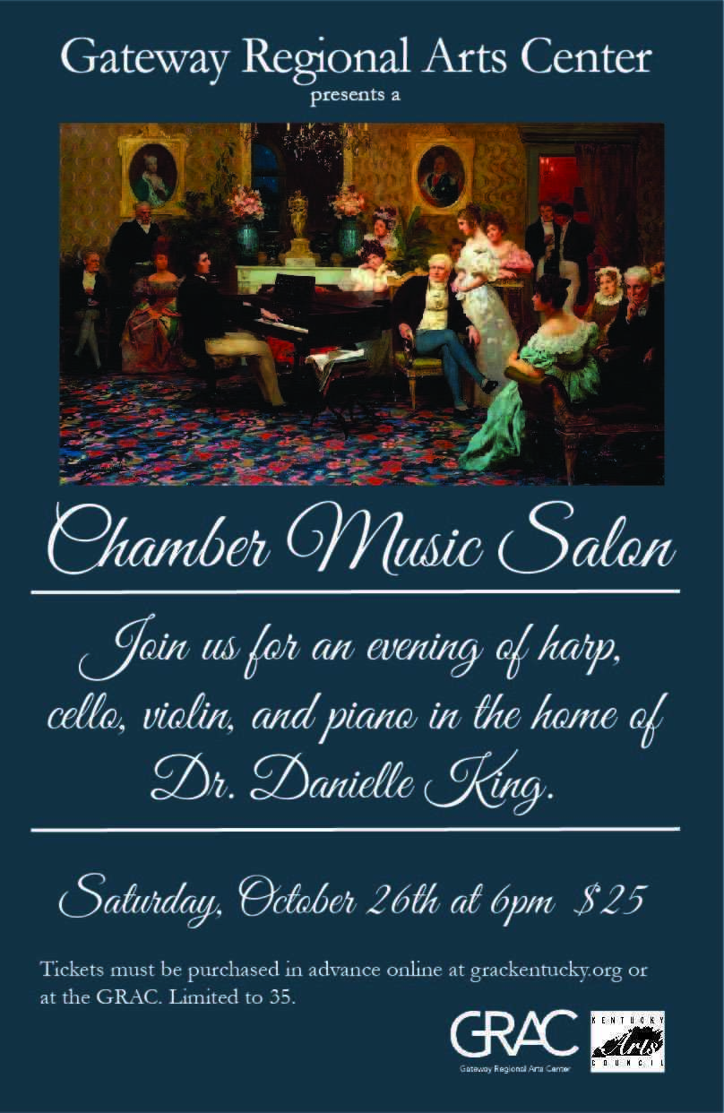 Chamber Music Salon image