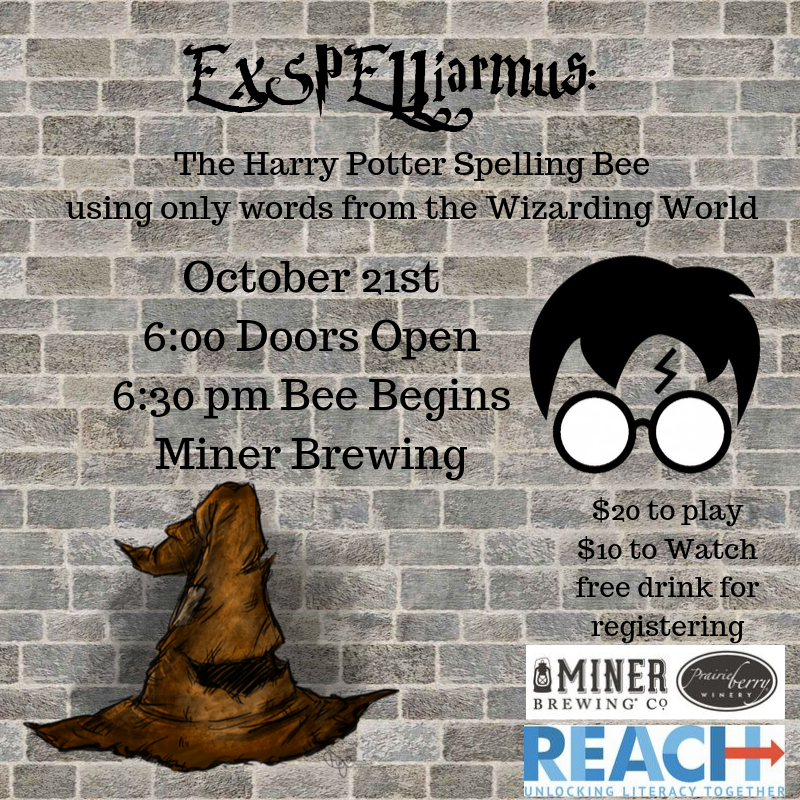 ExSPELLiarmus: The Harry Potter Spelling Bee image