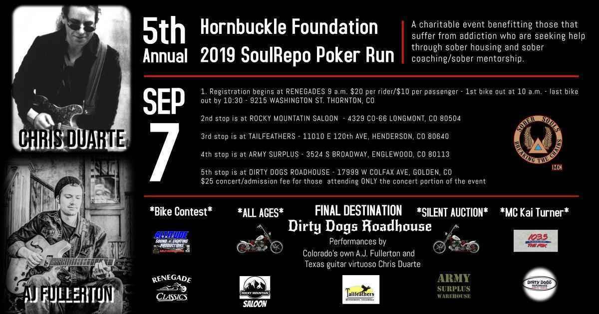 Soul Repo Poker Run image