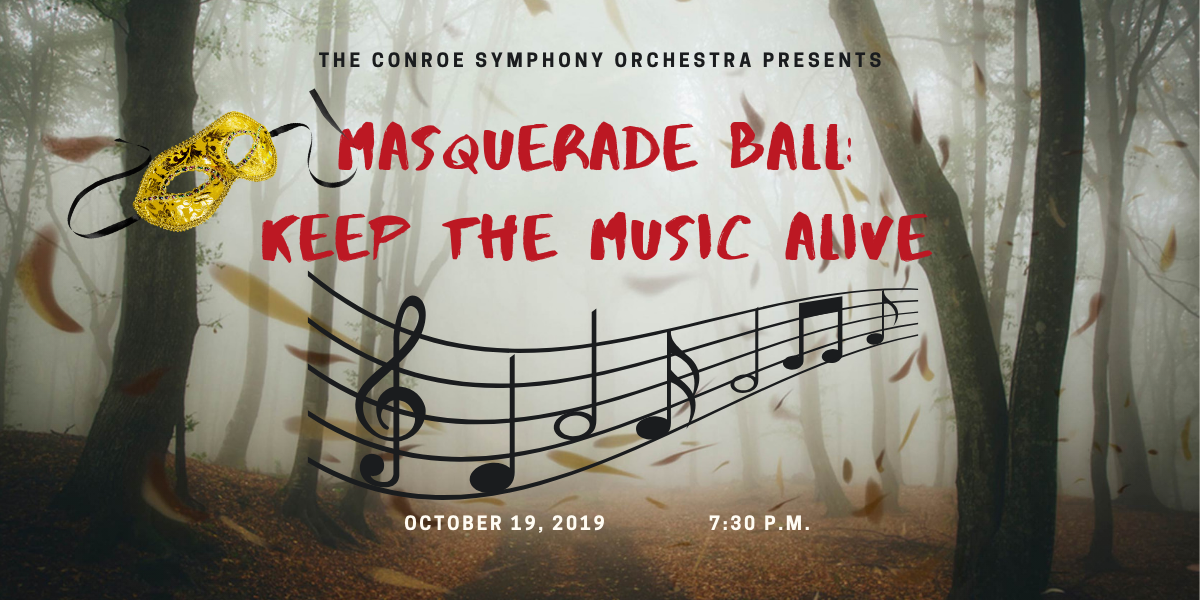 Masquerade Ball:  Keep the Music Alive image