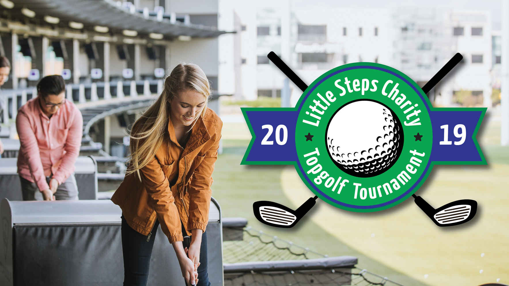 Little Steps Charity Topgolf Tournament image