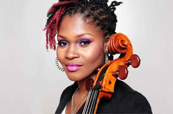 Cellist Patrice Jackson-Tilghman Masterclass image