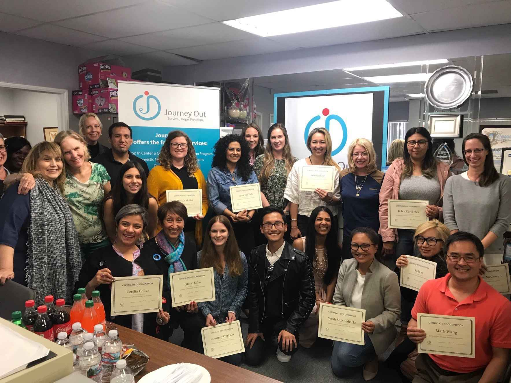Speaker Advocate Certification Training: Fall 2019 image