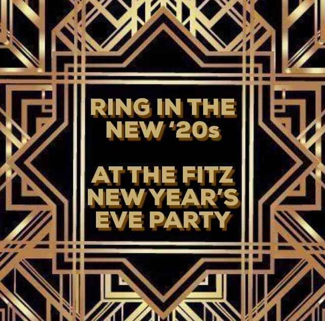 The Fitz New Year's Eve Party image
