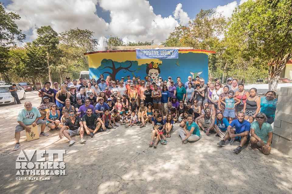 Avett Brothers at the Beach 2020: Day of Ecological Action & Sustainable Experience image