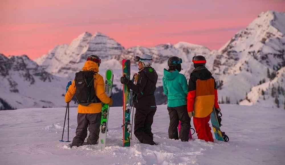 5th Annual NRF Ski Getaway 2020, Snowmass CO image