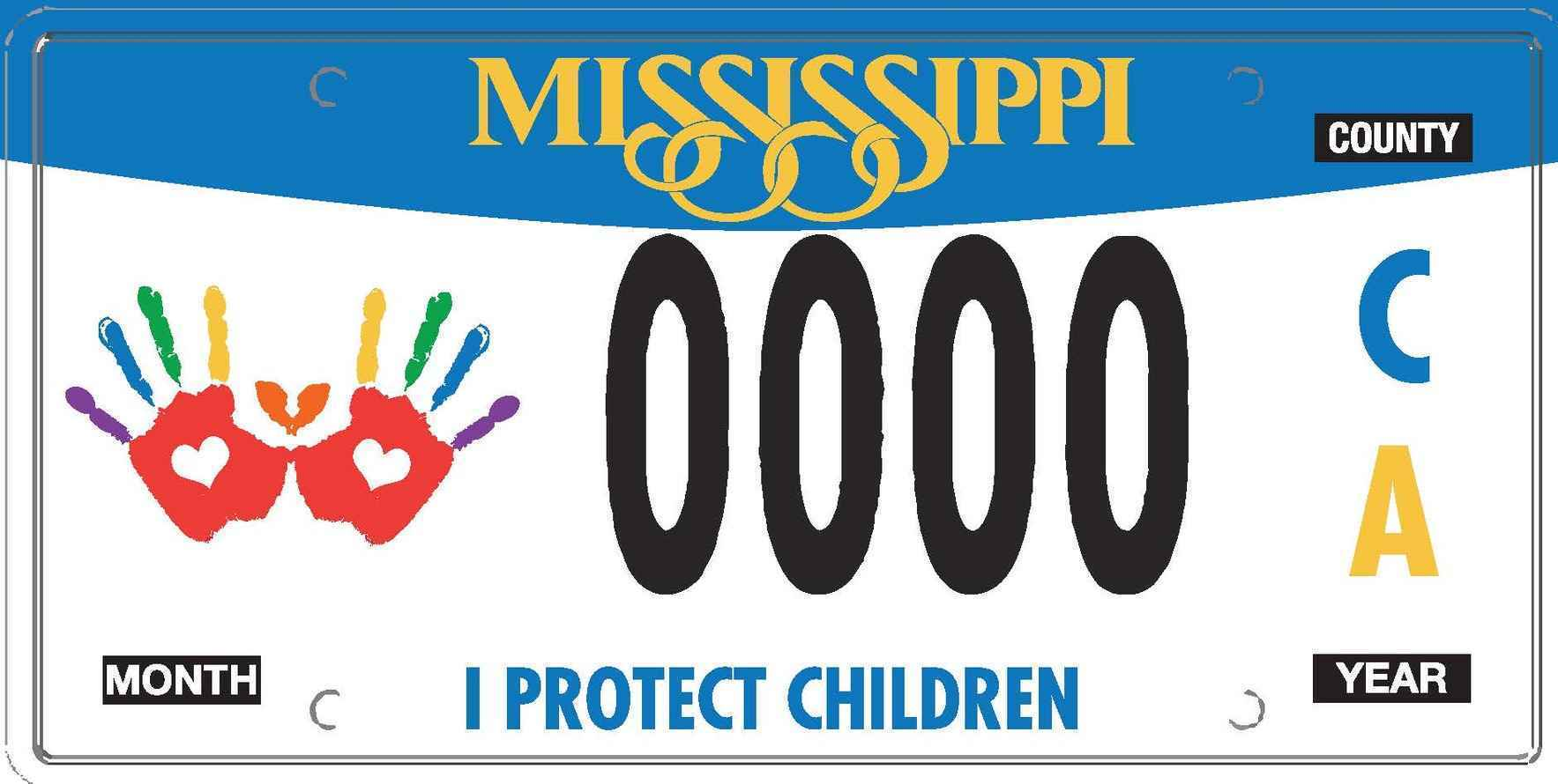Specialty License Plate image
