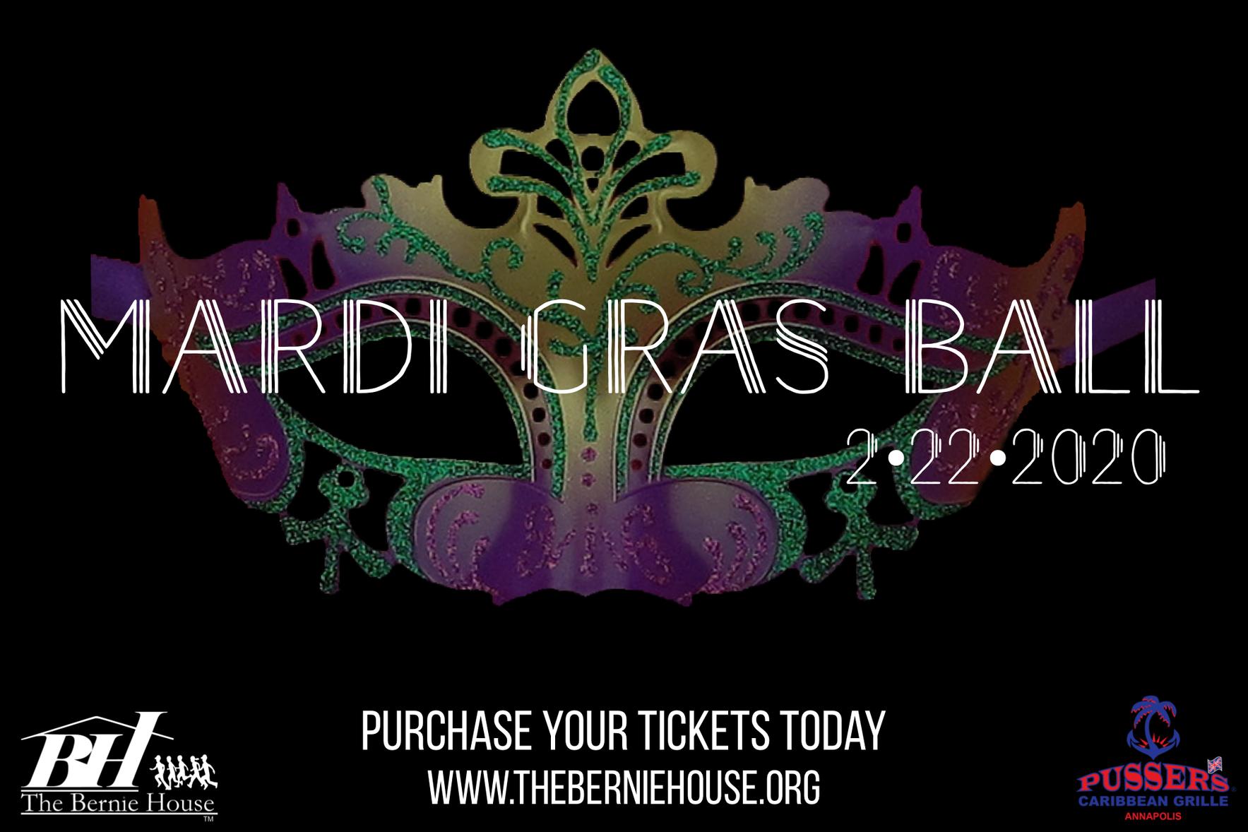 Mardi Gras Ball image
