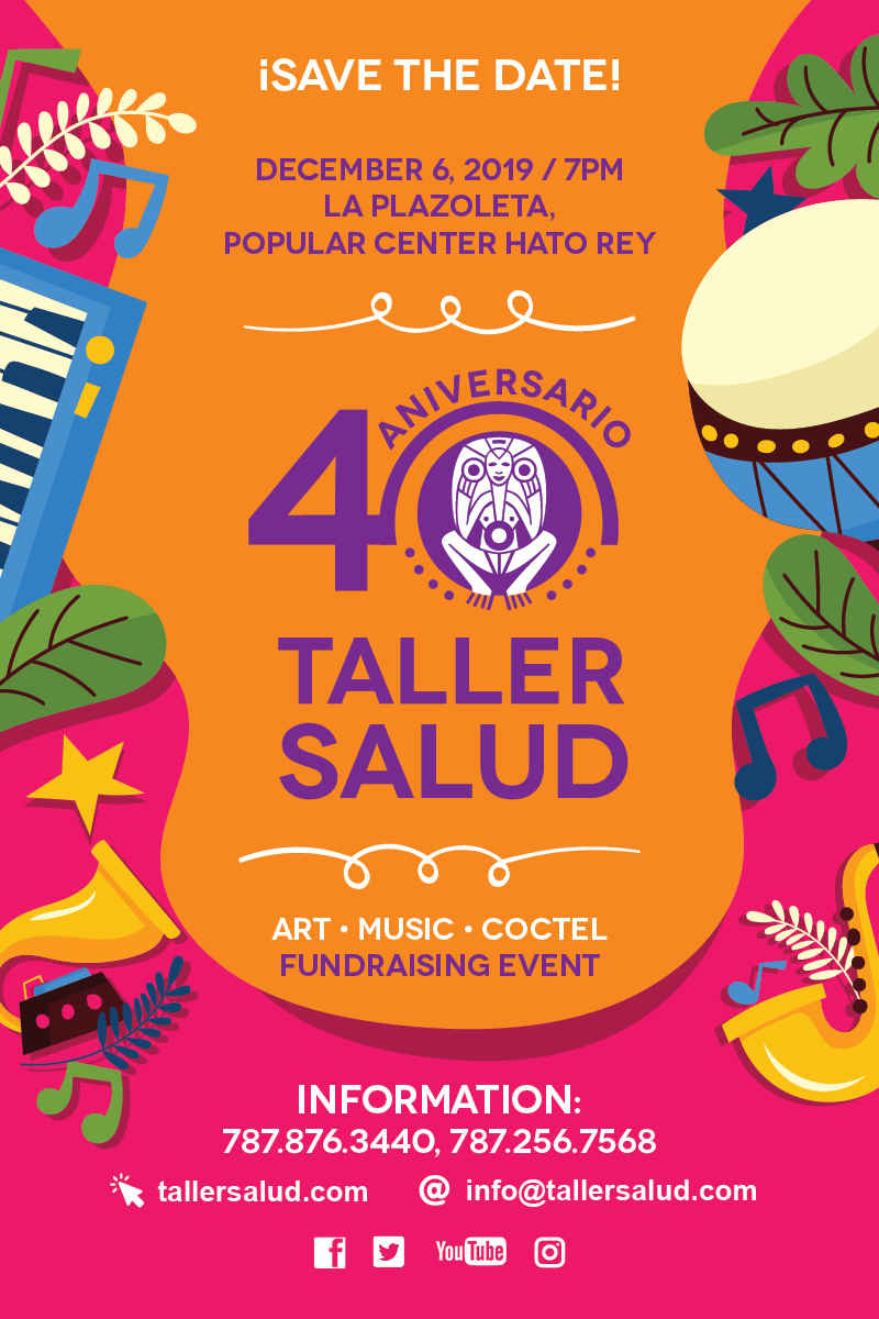 Taller Salud's 40th Anniversary Party image