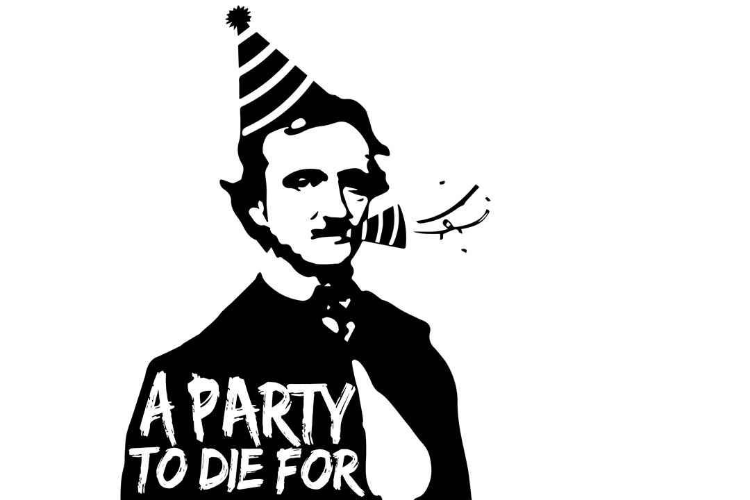 Poe's 211th Birthday Bash image