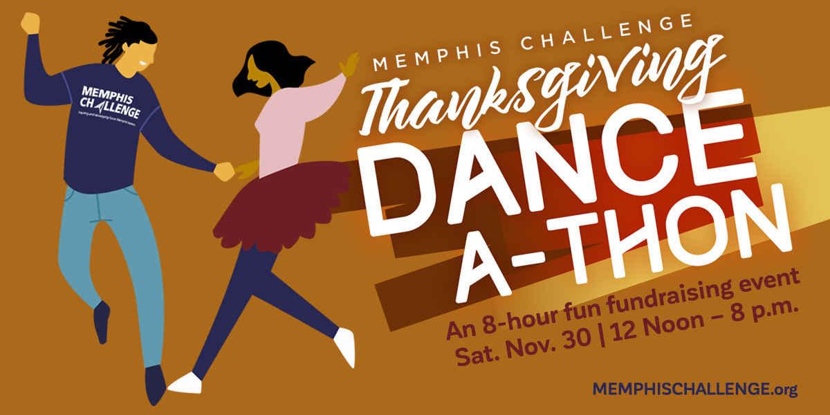 Memphis Challenge Thanksgiving Dance-A-Thon image