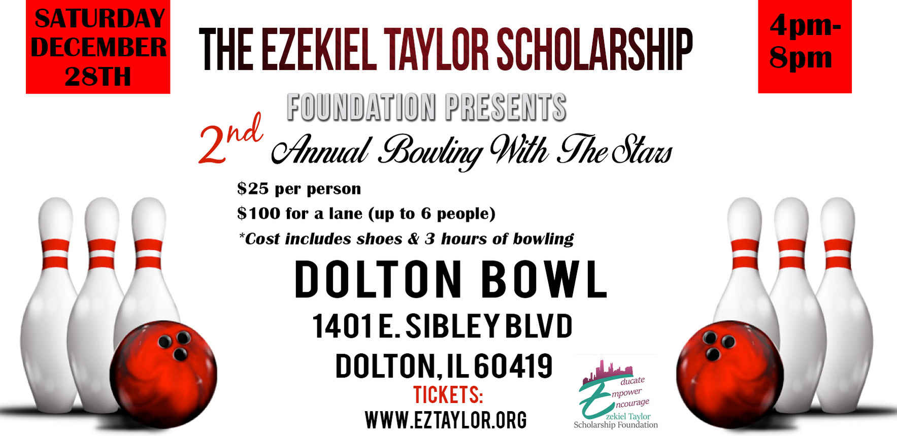 2nd Annual BOWLING with THE STARS image