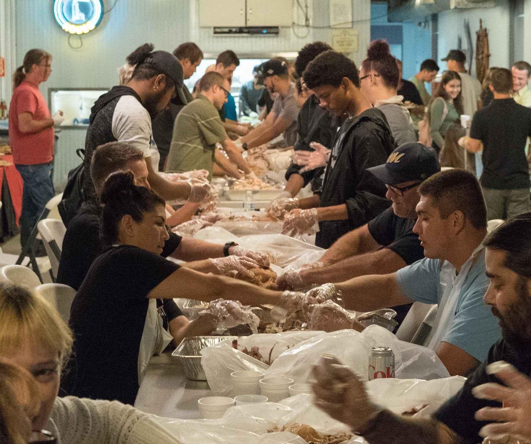 Thanksgiving Community Dinner 2019 image