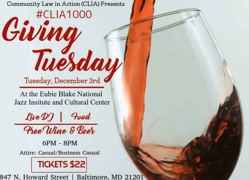 CLIA's Giving Tuesday Holiday Party  image