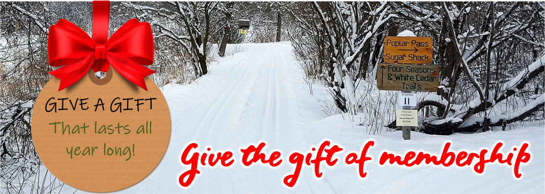 Give the Gift of Nature this Holiday Season image