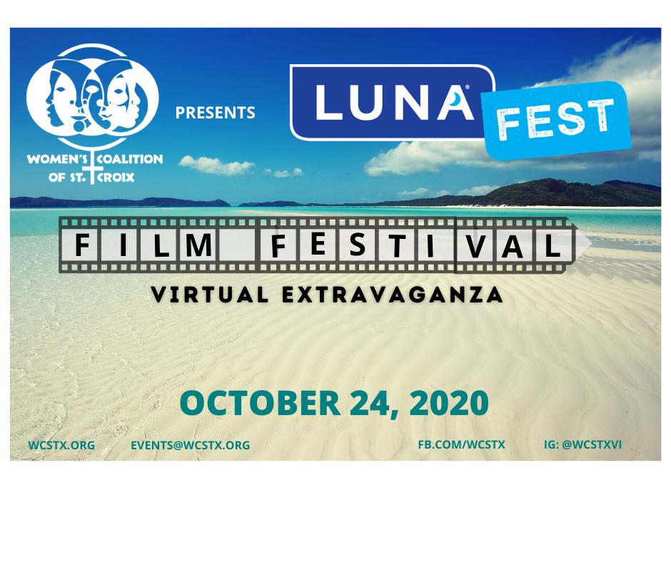 Women's Coalition of St. Croix Presents LUNAFEST Film Festival image