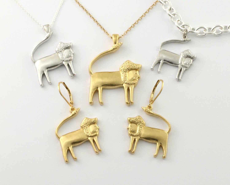 Ponthieux's Commemorative CSP Lion Jewelry image