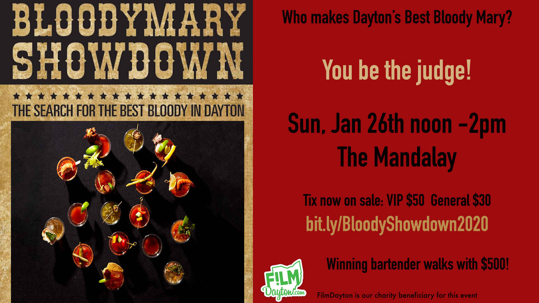 Bloody Mary Showdown 2020 image