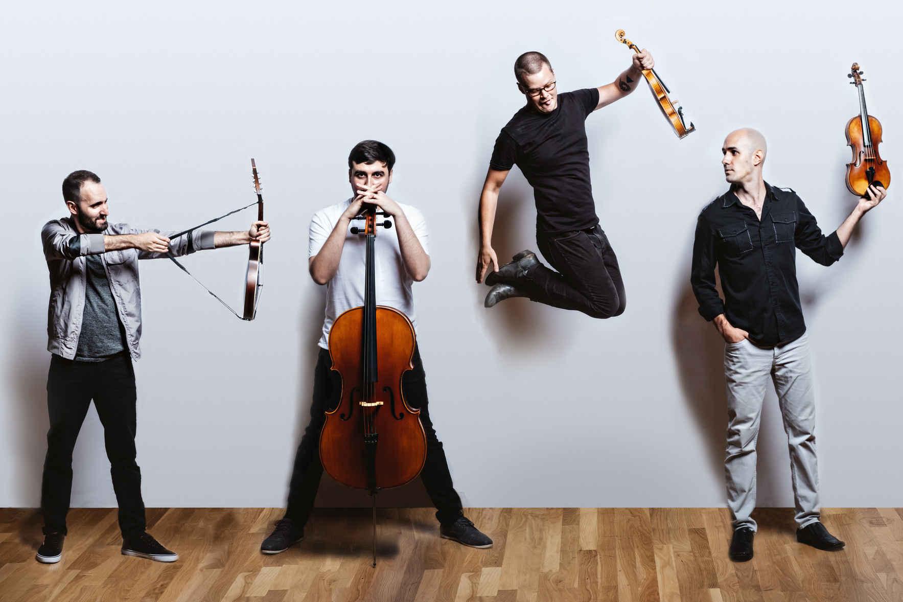 ClefWorks Introduces Invoke - A Multi-string Quartet image