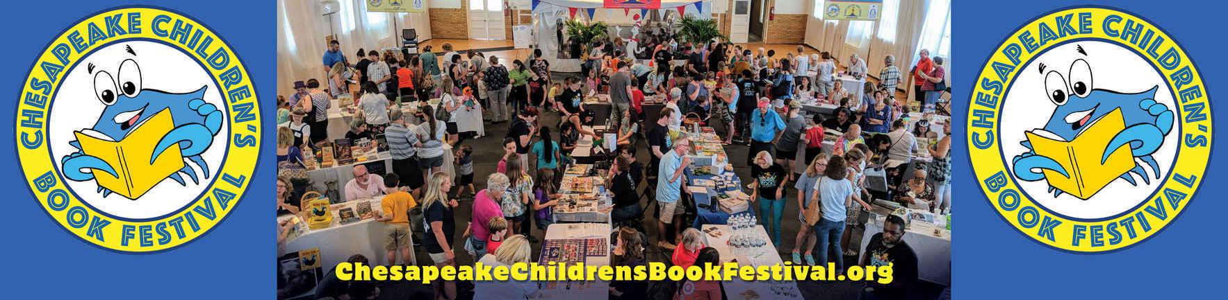 Chesapeake Children's Book Festival image