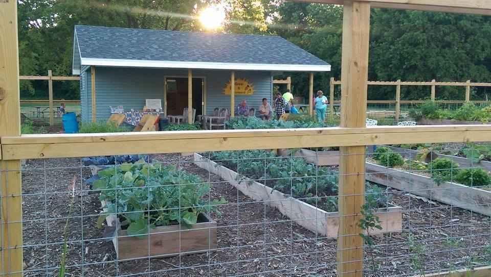 2020 Season S. 14th Street Community Garden Plot Rental image