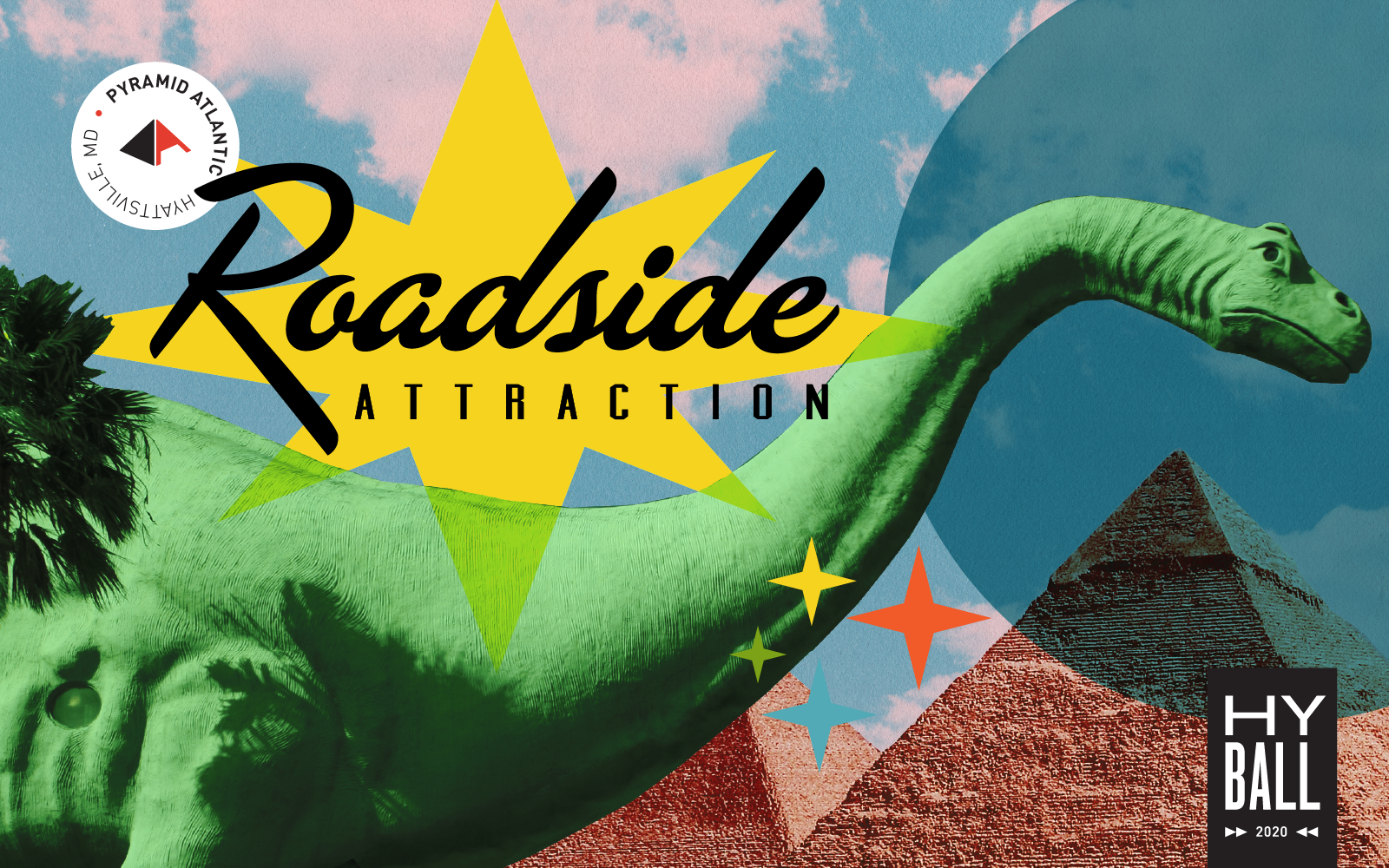 HyBall 2020:  Roadside Attraction image