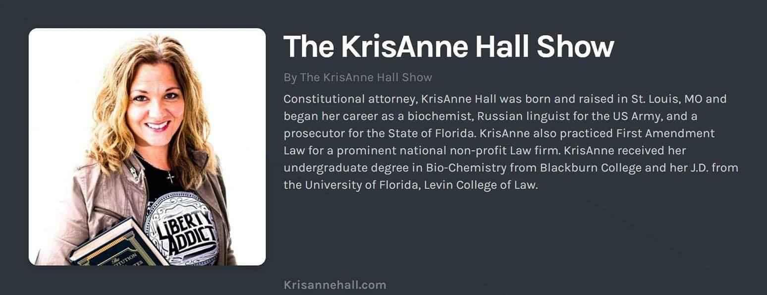 KrisAnne Hall image