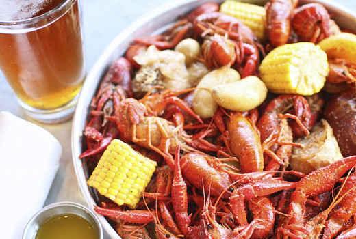Crawfish Boil image