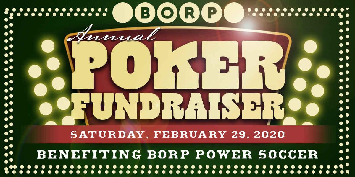 BORP 2020 Poker Fundraiser image