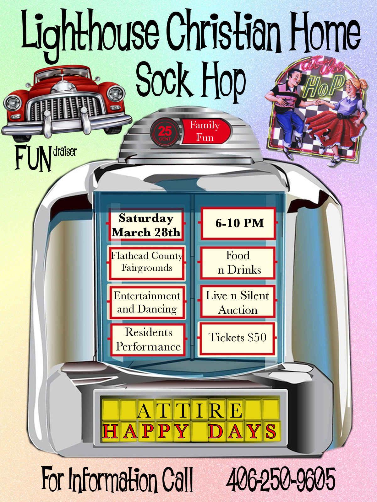 Sock Hop 2020 image