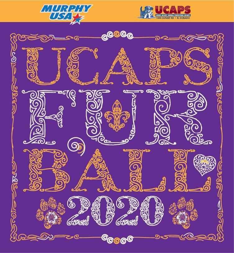 2020 Mardi Gras Furball image