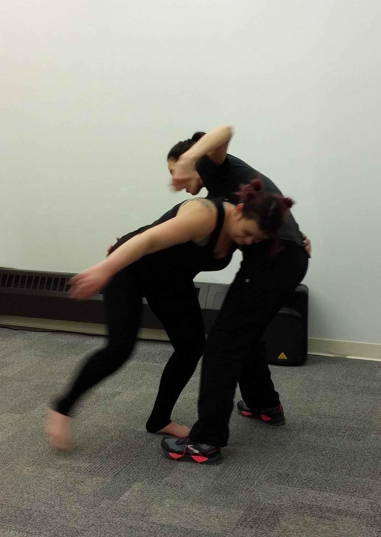 Stage Combat Workshops Rehearsal Tricks & Ultimate Defender image