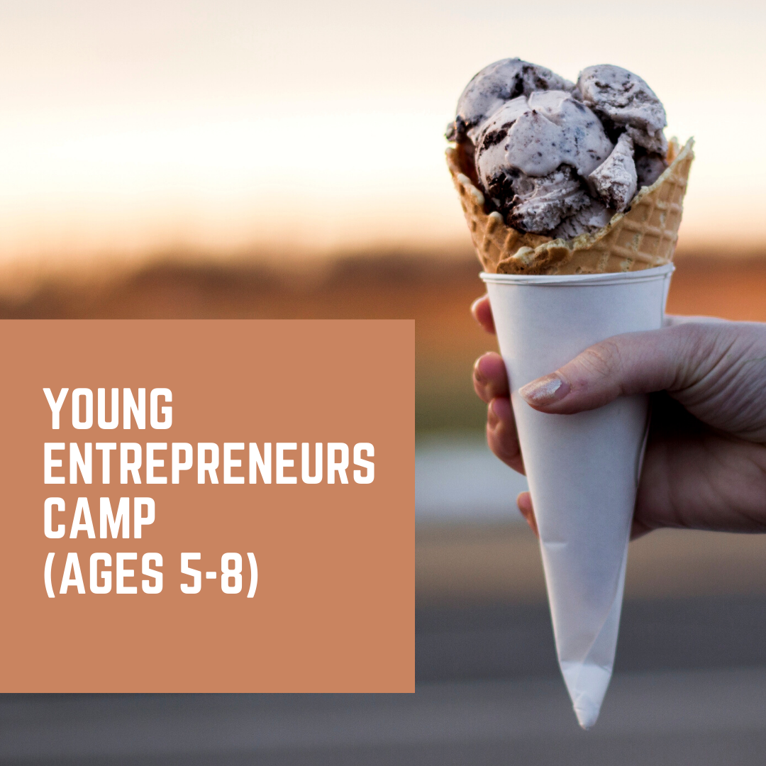 Young Entrepreneurs Camp ( Ages 5-8) image