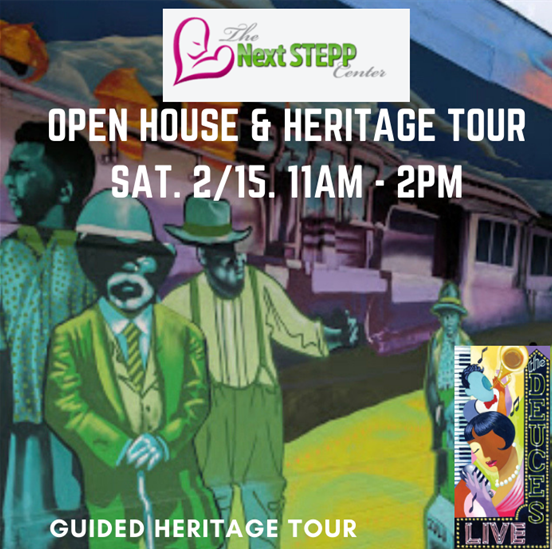 Next STEPP Open House & 2nd Annual Trolley Heritage Tour image