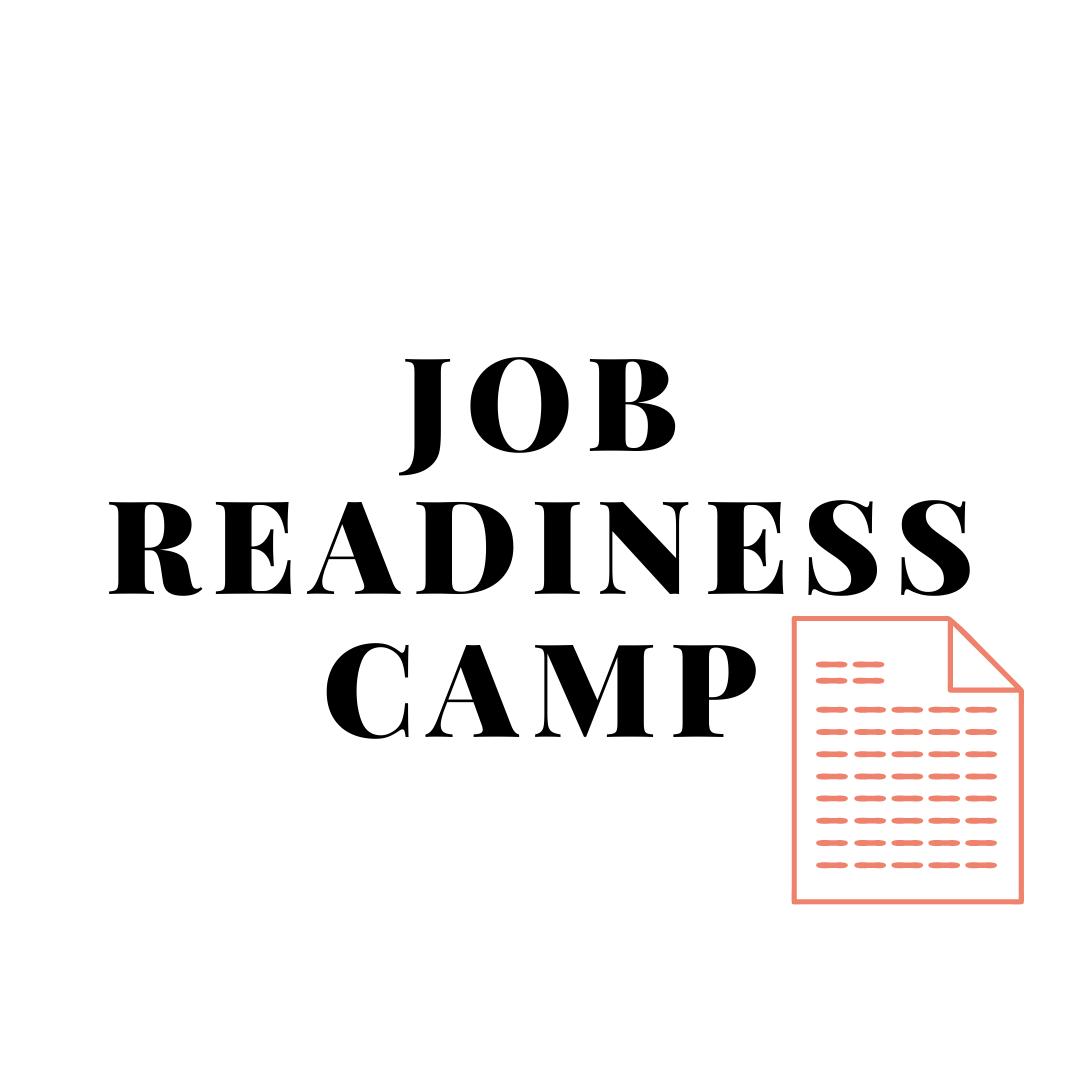Job Readiness Camp image