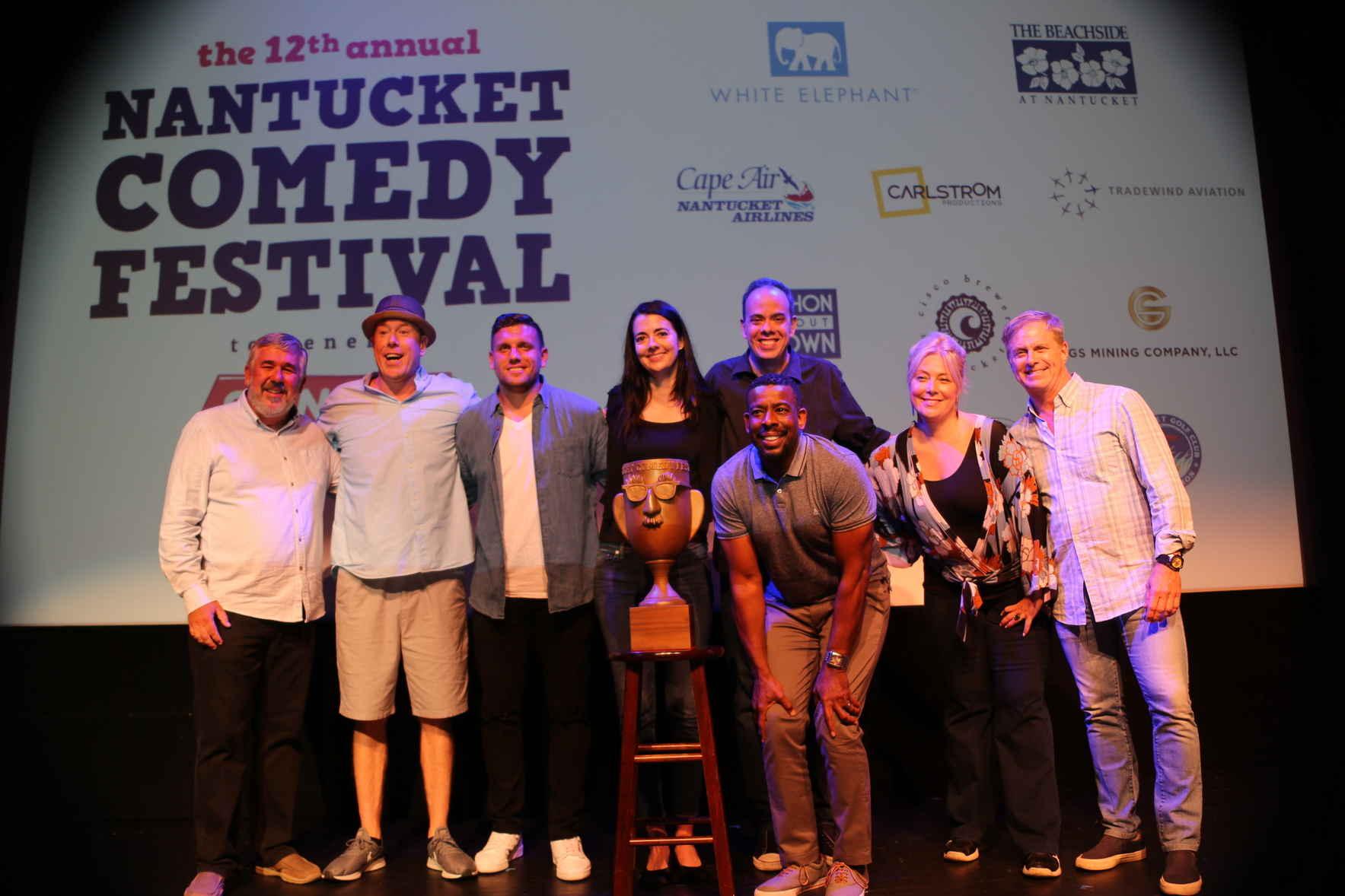 Nantucket Comedy Festival Patron Passes 2020 image