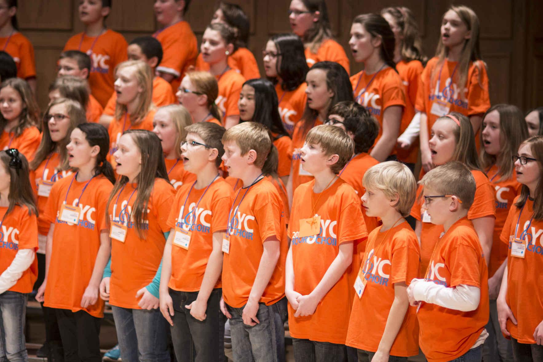 LSYC Honor Choir 2020 image