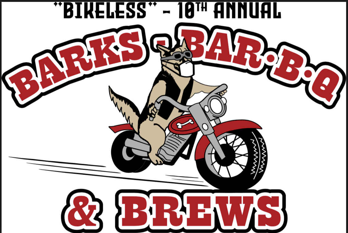 10th Annual Bikeless Barks BBQ & Brews: A COVID Compromise image