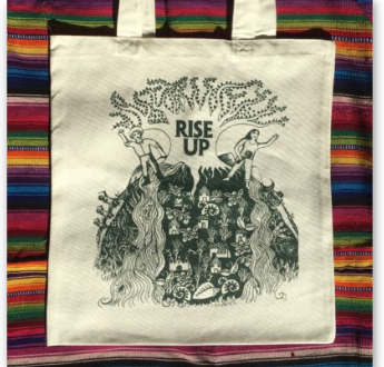 Rise-Up Tote Bags image