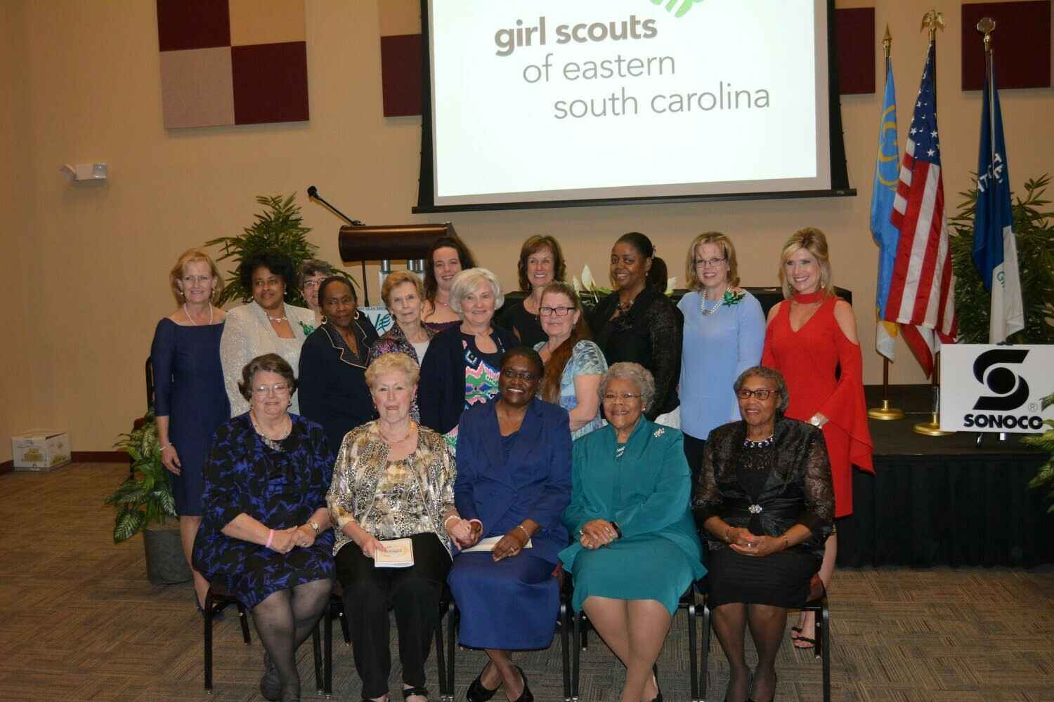2021 Mary Dean Brewer Women of Distinction image