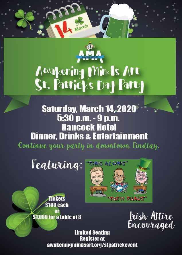 St. Patrick's Day Party image