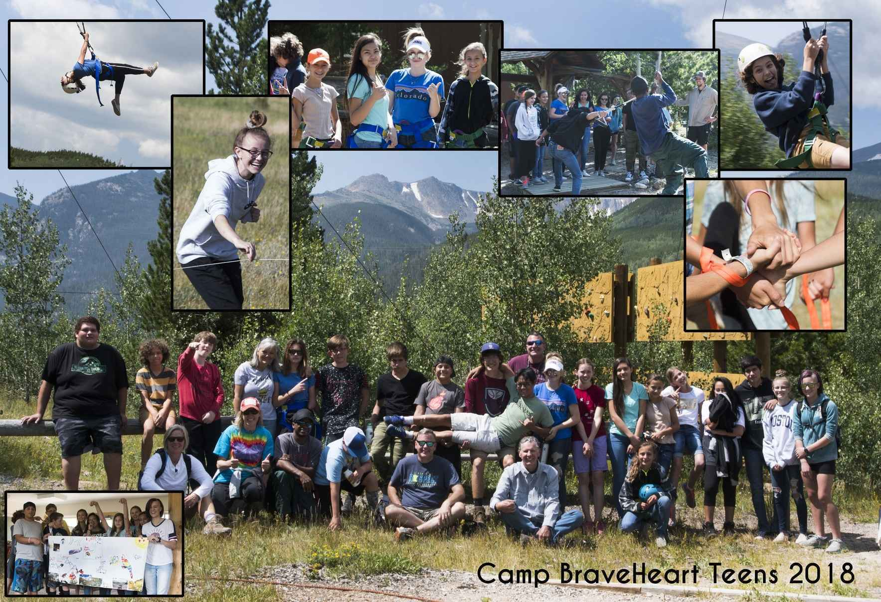 2020 Camp BraveHeart Teens- August 22nd, 2020 image