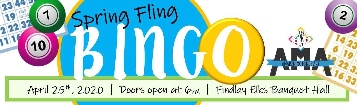 Spring Fling BINGO image