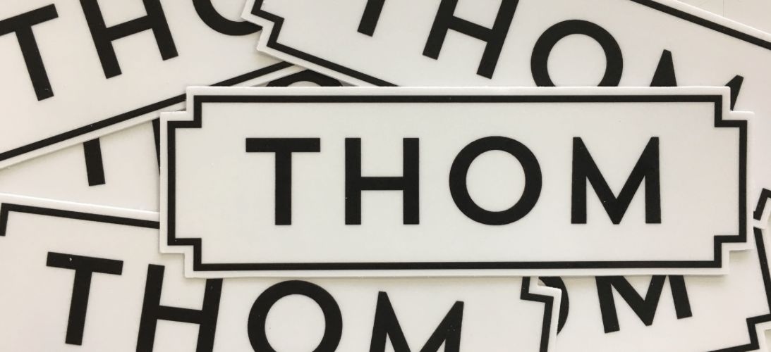 Become a THOM Partner!  image