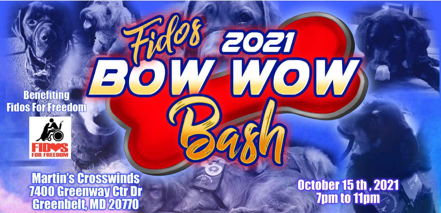 Fidos 2021 BOW WOW Bash image
