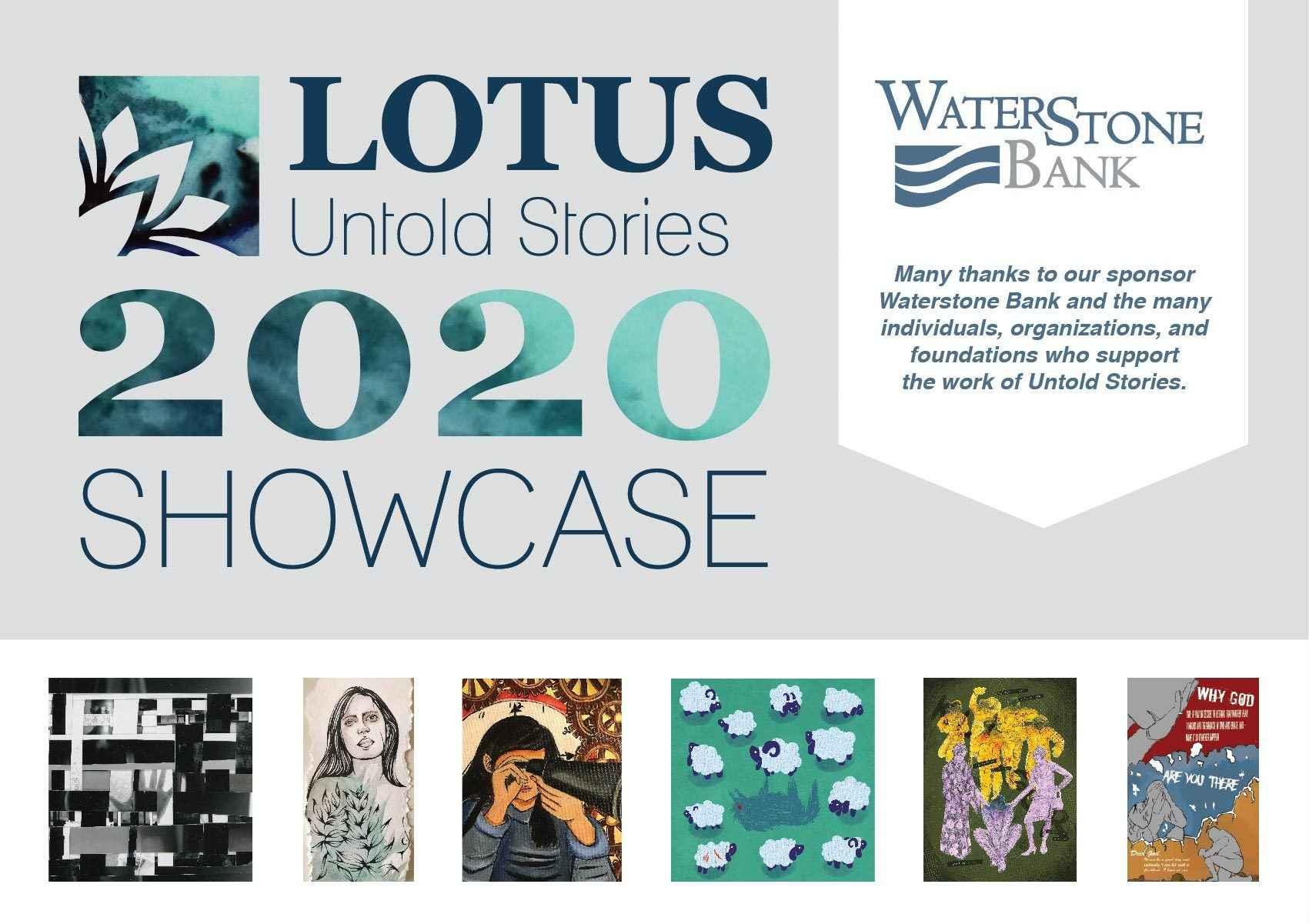 2020 Untold Stories Showcase image