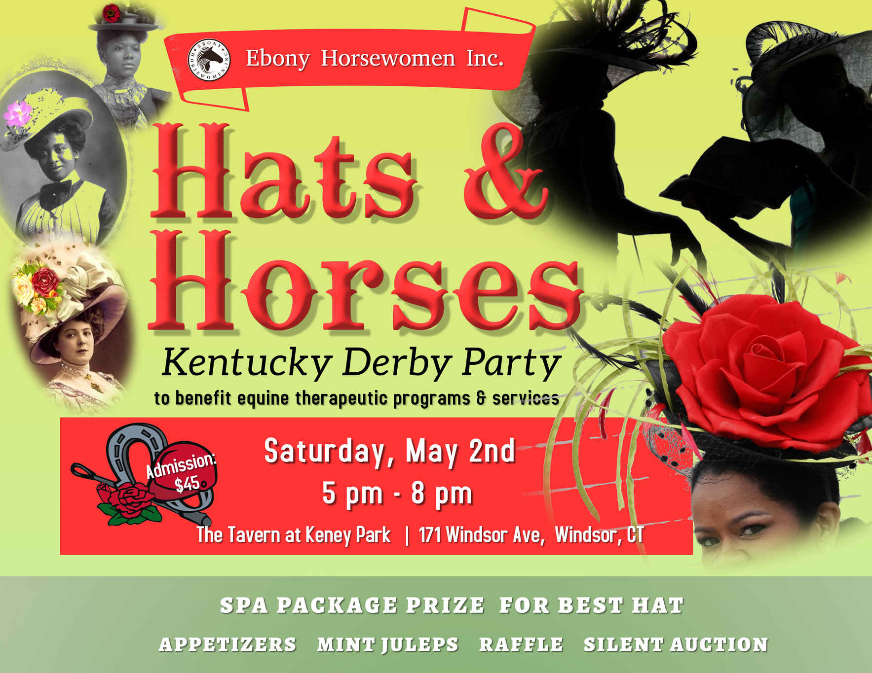 Hats & Horses Kentucky Derby Party image